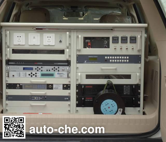 Zhongchiwei CEV5030XJC inspection vehicle