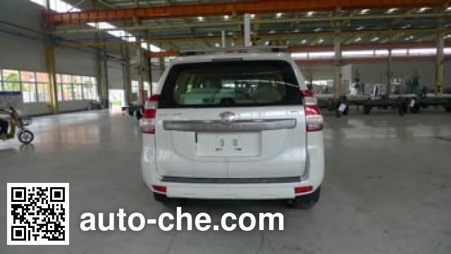 Zhongchiwei CEV5030XJE2 monitoring vehicle