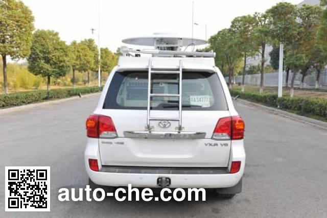 Zhongchiwei CEV5030XZH2 command vehicle