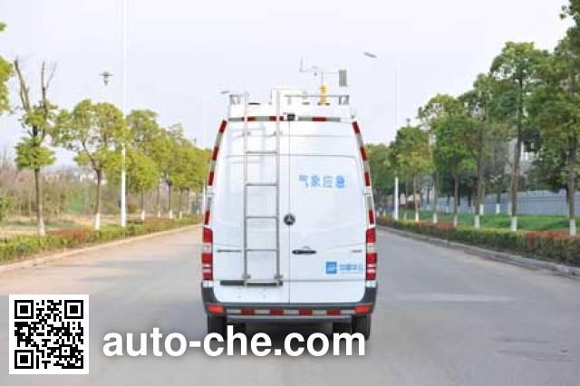 Zhongchiwei CEV5050XJC inspection vehicle