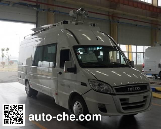 Zhongchiwei CEV5050XJE3 monitoring vehicle