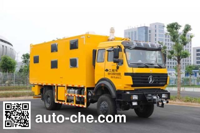 Zhongchiwei CEV5130XGC engineering works vehicle
