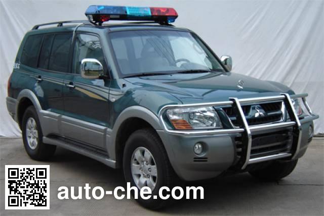 Mitsubishi CFA5037XZHB command vehicle