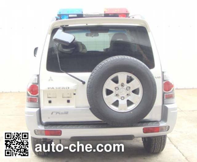 Mitsubishi CFA5037XZHC command vehicle
