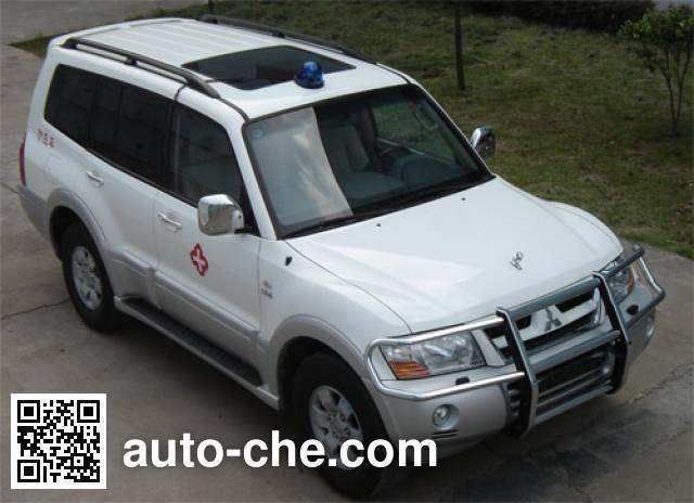 Mitsubishi CFA5038XFYA immunization and vaccination medical car