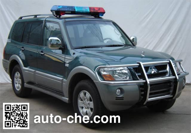 Mitsubishi CFA5038XZHB command vehicle