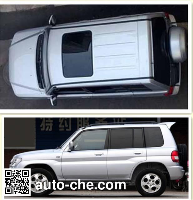 Liebao CFA6400H универсальный автомобиль