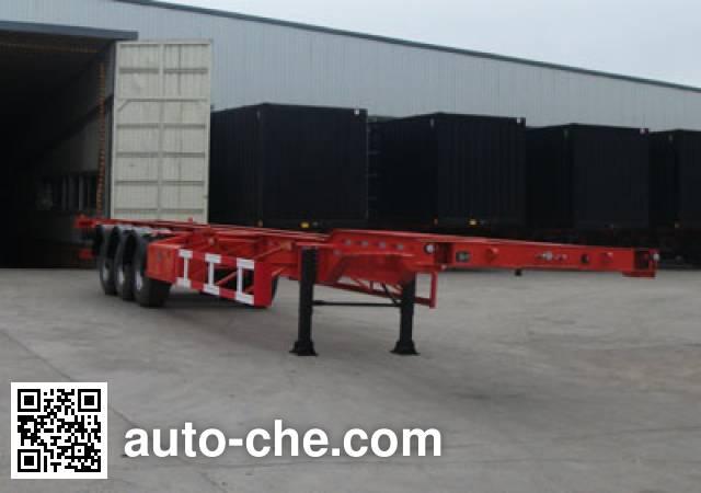 Xuda CFJ9401TJZ container transport trailer
