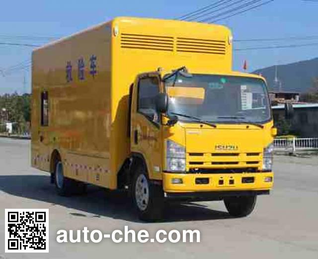 Changfeng CFQ5101XXH breakdown vehicle