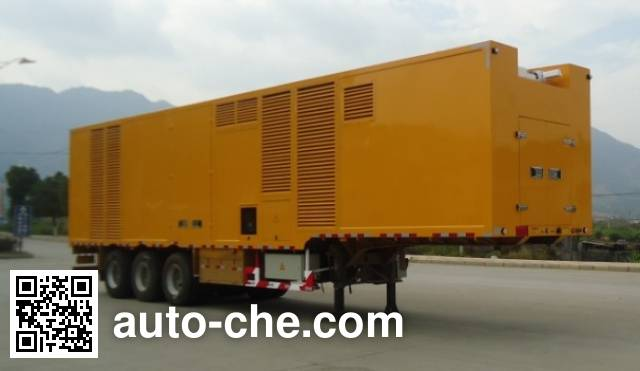 Changfeng CFQ9400XDY power supply trailer