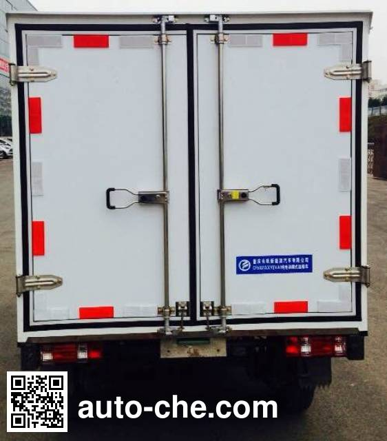 Changfan CFX5021XXYEVA1 electric cargo van