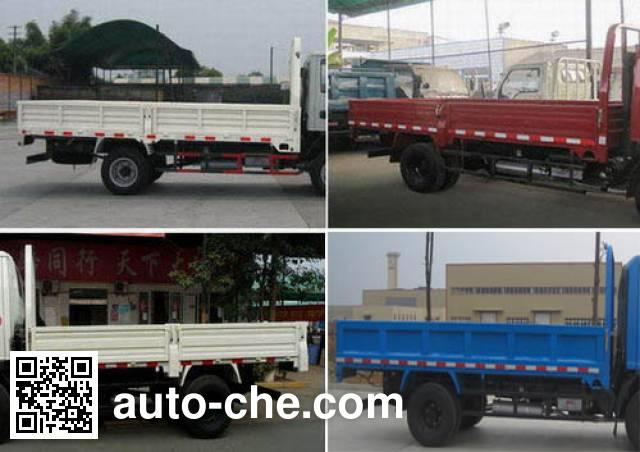 Dayun CGC3040SDD33E dump truck
