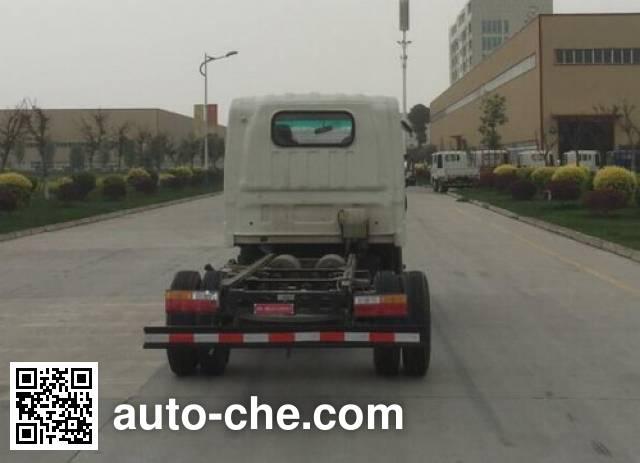 大运牌CGC1040SDD33E载货汽车底盘