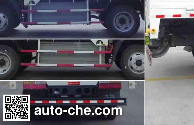 Dayun CGC1044BEV1AABJEAHK electric cargo truck