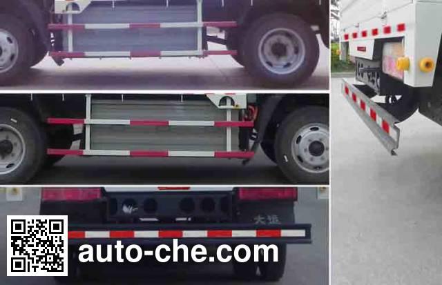 Dayun CGC1044BEV1AABJEAHY electric cargo truck