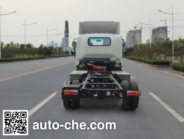 Dayun CGC1044EV1CBBJEAHK electric truck chassis