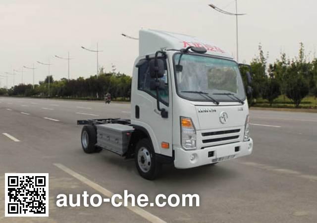 Dayun CGC1044EV1CBBJFAHK electric truck chassis