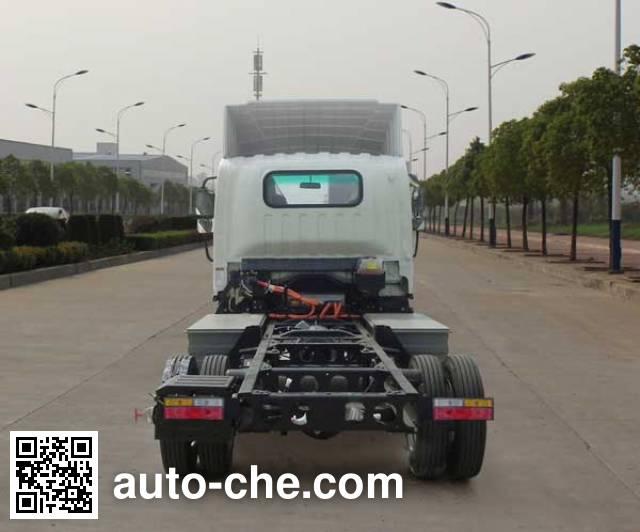Dayun CGC1044EV1CBLJYAGK electric truck chassis