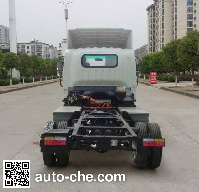 Dayun CGC1044EV1DCBJEAGK electric truck chassis