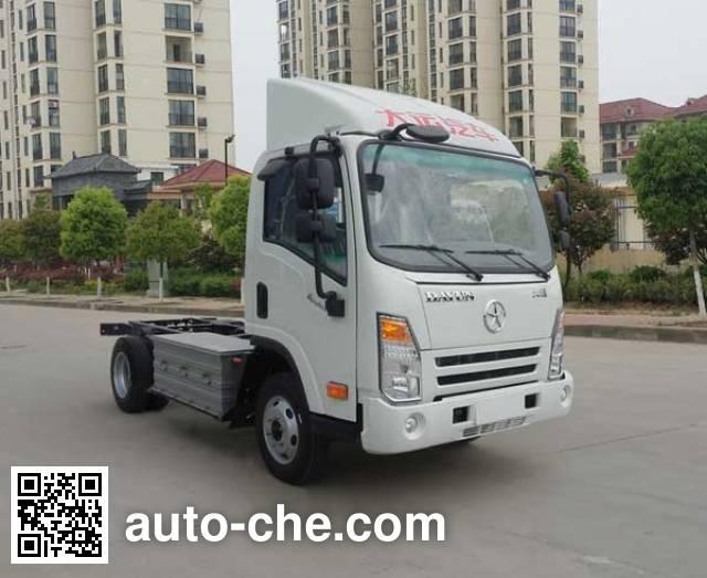 Dayun CGC1044EV1DCBJEAGY electric truck chassis