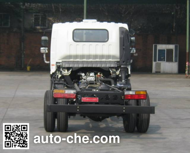 大运牌CGC1047HDD33D载货汽车底盘