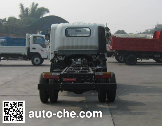 大运牌CGC1050HDD39D载货汽车底盘