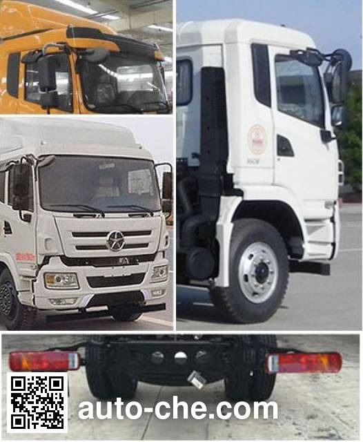 Dayun CGC1250D5BBGA cargo truck