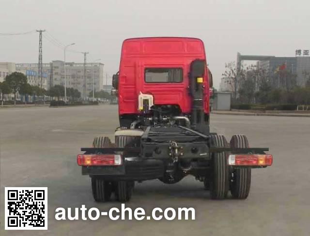 大运牌CGC1250D5CBHD载货汽车底盘