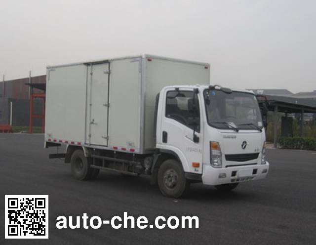 Dayun CGC2040XHDD33D cross-country box van truck