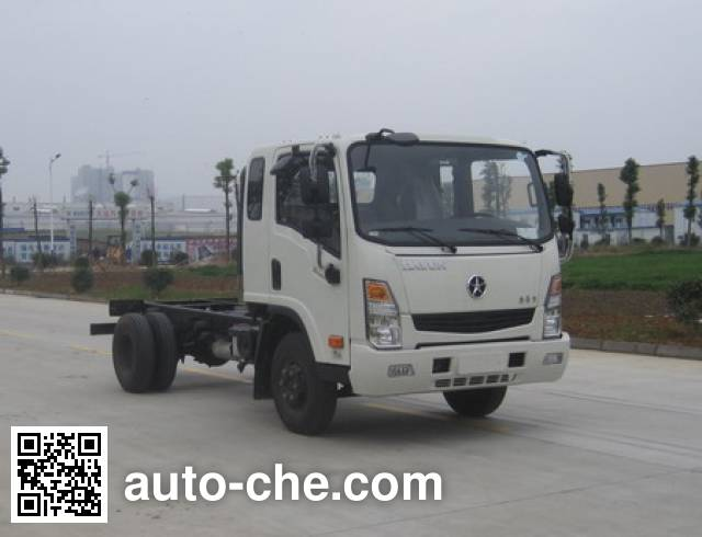 Dayun CGC2041HDD33D off-road truck chassis