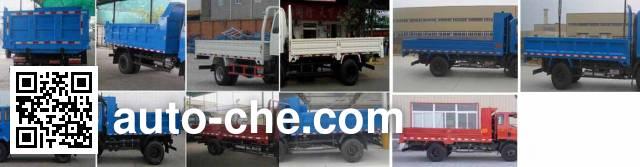 Dayun CGC3040HBC34D dump truck