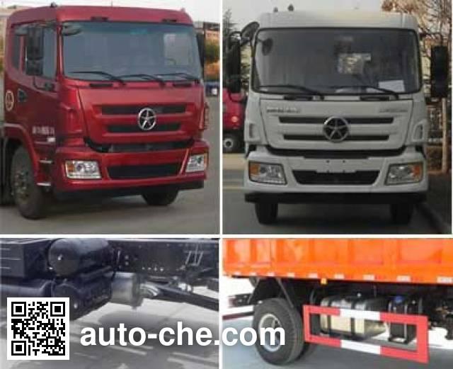 Dayun CGC3250D48BB dump truck