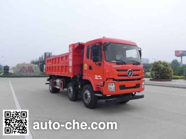 Dayun CGC3250D48BC dump truck