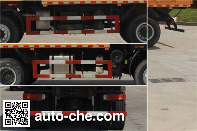 Dayun CGC3250D5DCGD dump truck