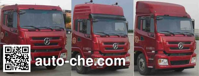 大运牌CGC3251N43CD自卸汽车