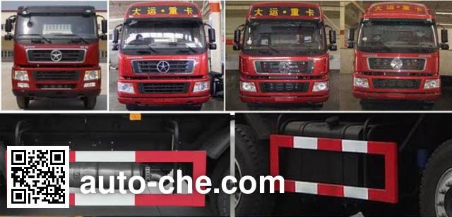 Dayun CGC3310D42DB dump truck