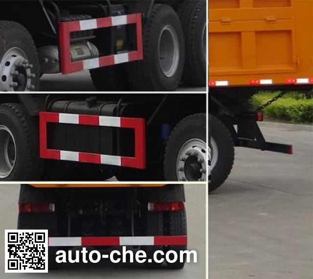 Dayun CGC3313D4AD dump truck