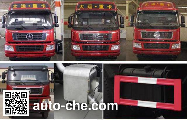 Dayun CGC3310D4XDB dump truck