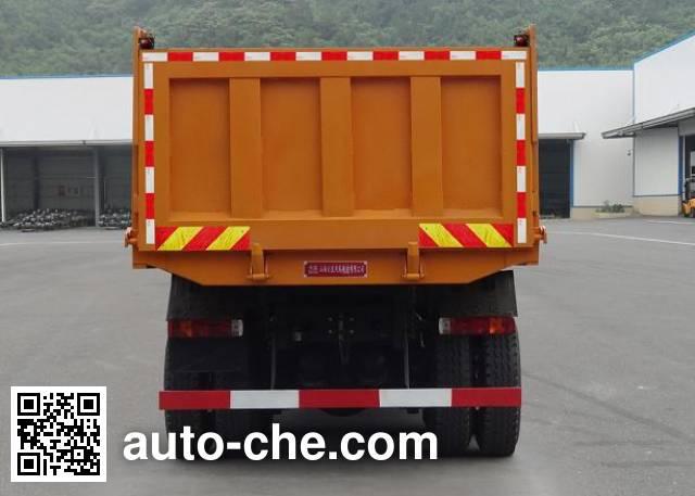 Dayun CGC3313D4BD dump truck