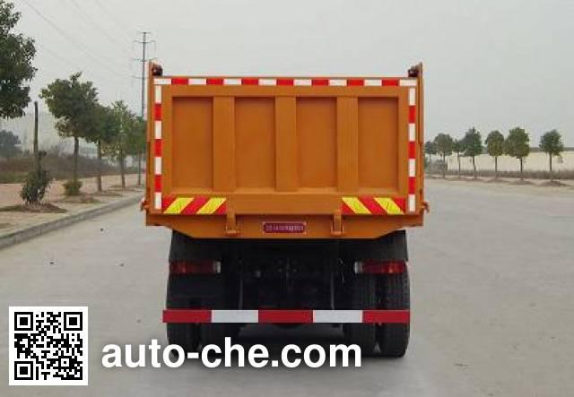 Dayun CGC3313D4FD dump truck