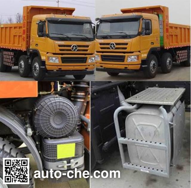 Dayun CGC3313N4XD dump truck