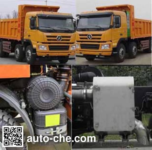 Dayun CGC3313N52DG dump truck