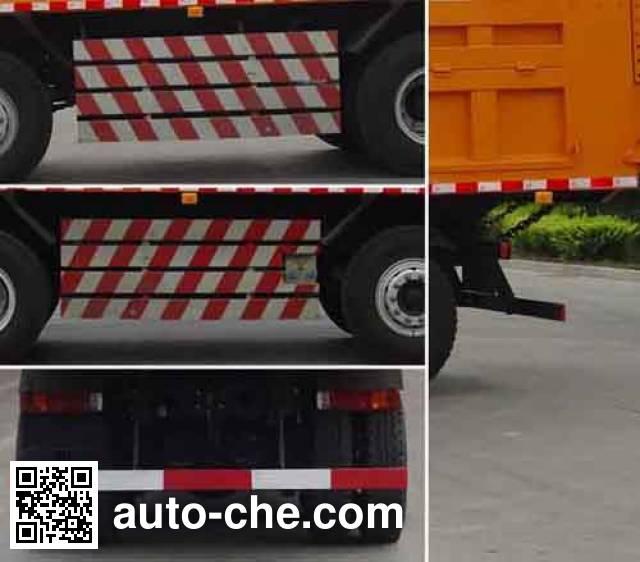 Dayun CGC3313N52DE dump truck