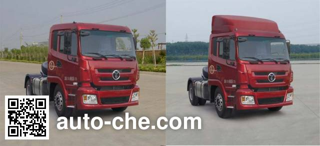 Liehu CGC4183WD31A tractor unit