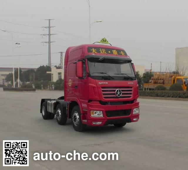 Dayun CGC4250A5EBKG dangerous goods transport tractor unit
