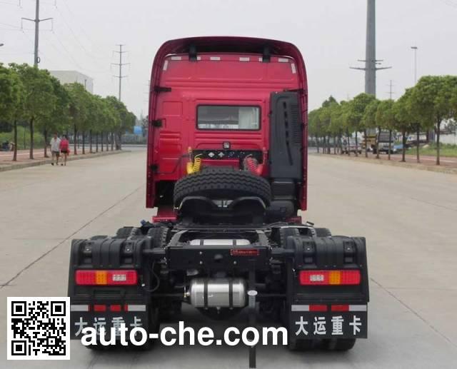 Dayun CGC4250A5FCCH dangerous goods transport tractor unit
