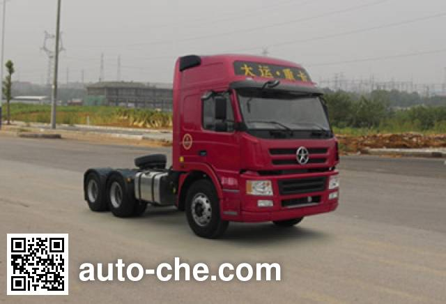 Dayun CGC4250D43BA container carrier vehicle