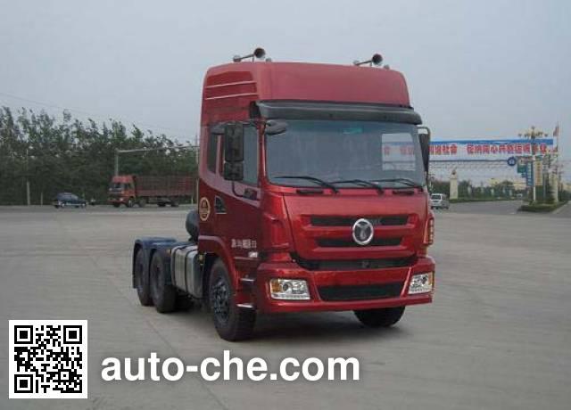 Liehu CGC4254WD33C tractor unit