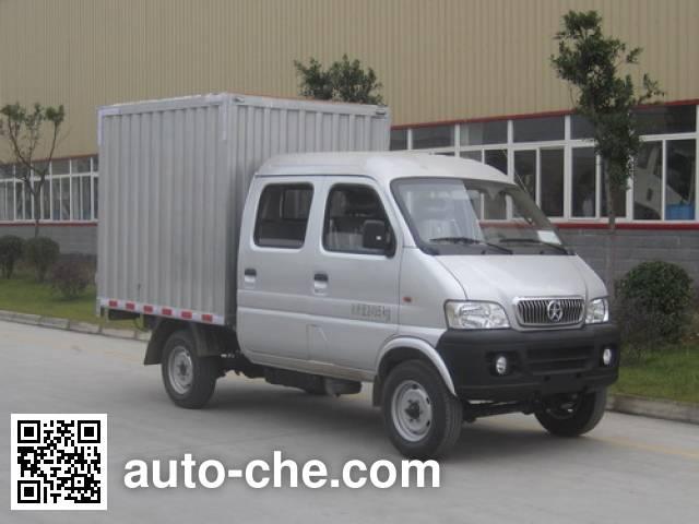 大运牌CGC5020XXYSPB32D厢式运输车