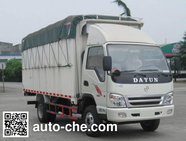 Dayun CGC5030CPYPB33E3 soft top box van truck